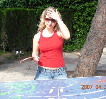 Quien me puede ensenar tenis?El nivel: intermediario..