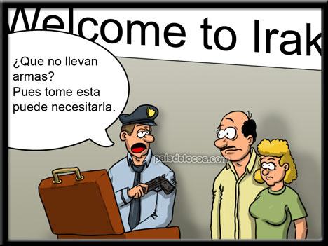 Irak..