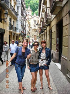 San Sebastian..un ciudad muy bonito!!!!
